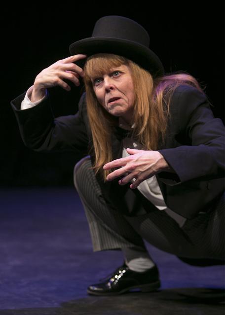 Professor of Theater