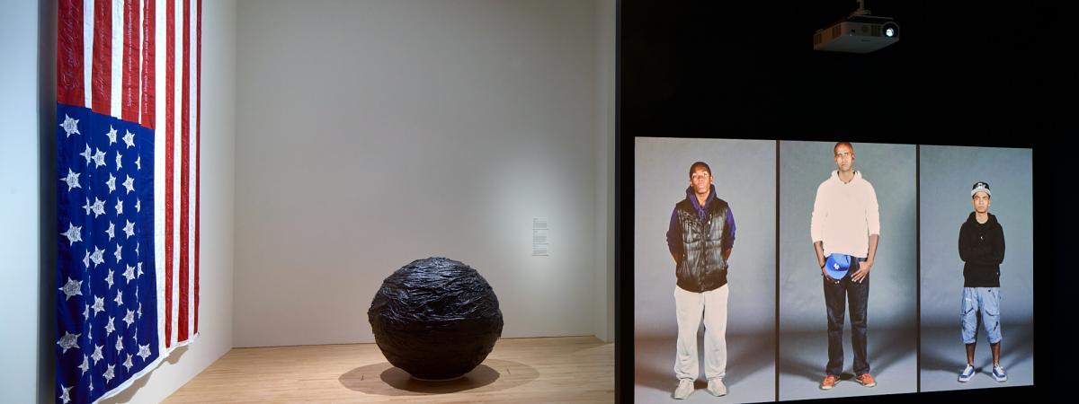 Barring Freedom, San Jose Museum of Art