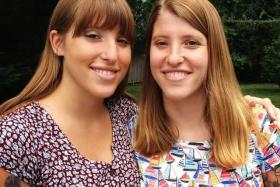 Julie and Kristen Gautier-Downes