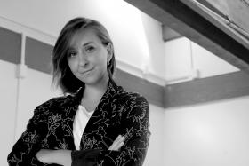 Karolina Karlic, photo by Julie Rogge