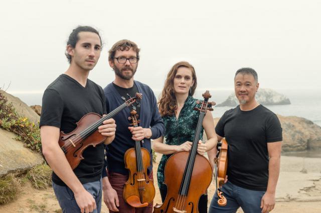 Del Sol String Quartet