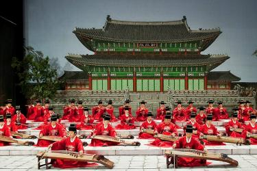 Creative Traditional Orchestra of National Gugak Center, Korea