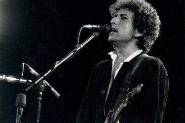 Bob Dylan by Xavier Badosa