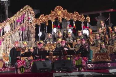 Bali Alloy Overture, Bali Arts Festival
