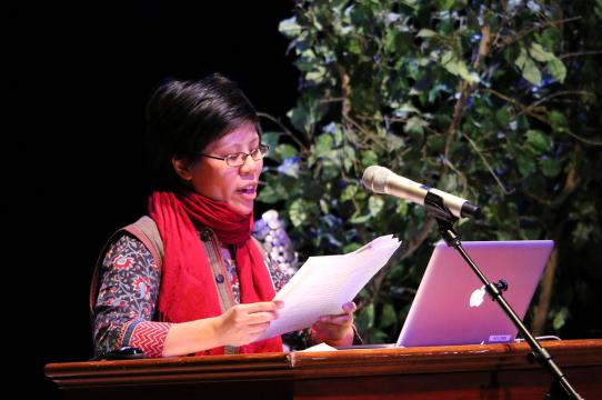 Cynthia Ling Lee, Assistant Professor Theater Arts