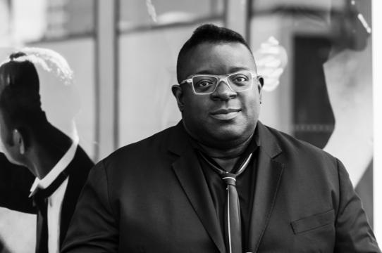 Isaac Julien (Photo by Thierry Bal)