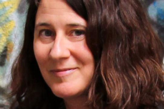 Jennifer Maytorena Taylor, UC Santa Cruz Assistant Professor of Film and Dgital Media