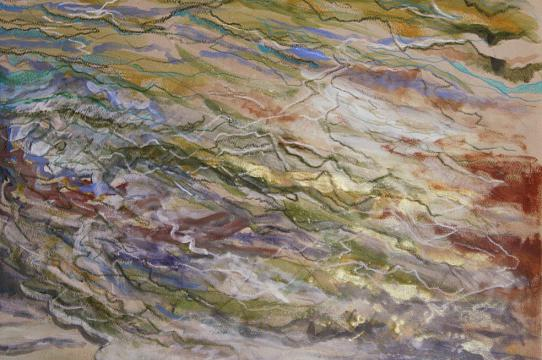 Oil and Water, #1 by Kristen Gautier-Downes