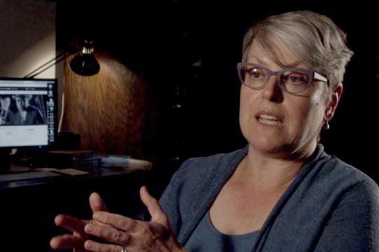 UC Santa Cruz film and digital media professor Shelley Stamp