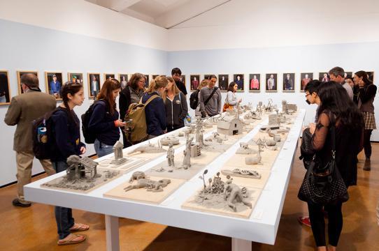 Exhibition at the Mary Porter Sesnon Gallery, UC Santa Cruz