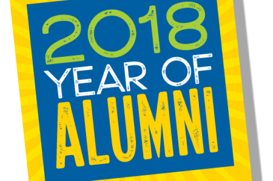 Year of Alumni 2018