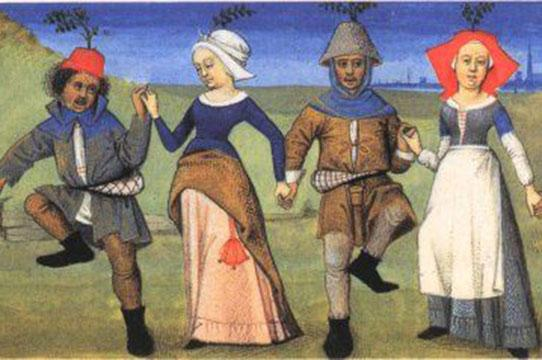 Chamber Medieval Dancers