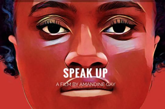 Speak Up by Amandine Gay