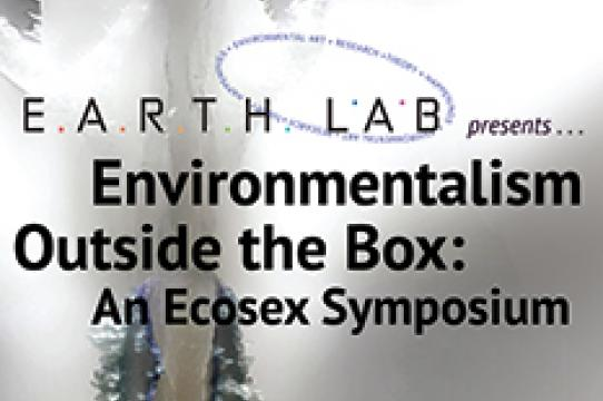 Environmentalism Outside the Box Poster