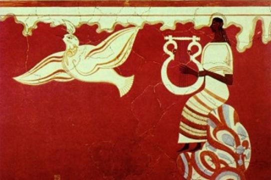 Pylos Poetry Fresco