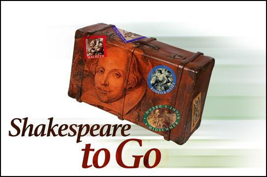 Shakespeare to go