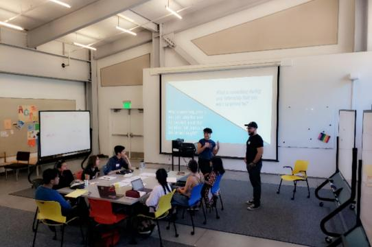 Project Incubation: Pitching 101 Workshop