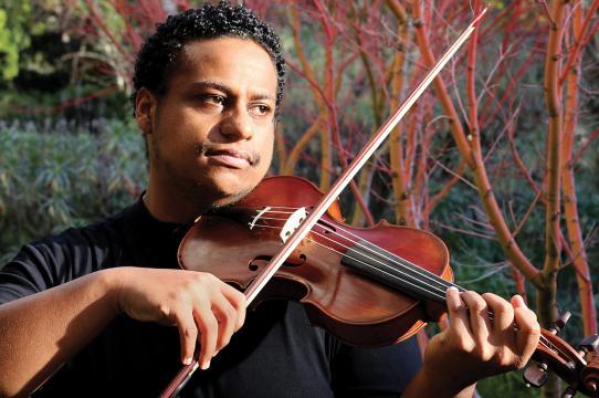Ben Dorsey, Violin, Music, UC Santa Cruz