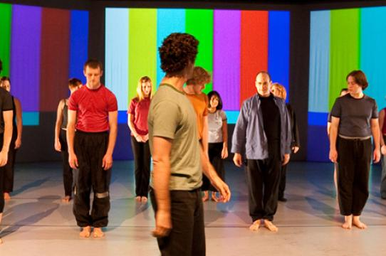 Dance Telematica, 2004.