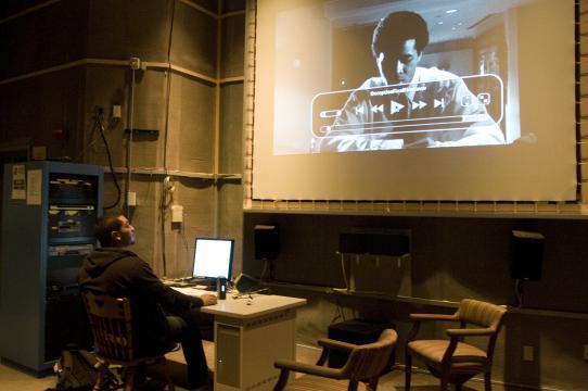 Film and Digital Media student at UC Santa Cruz