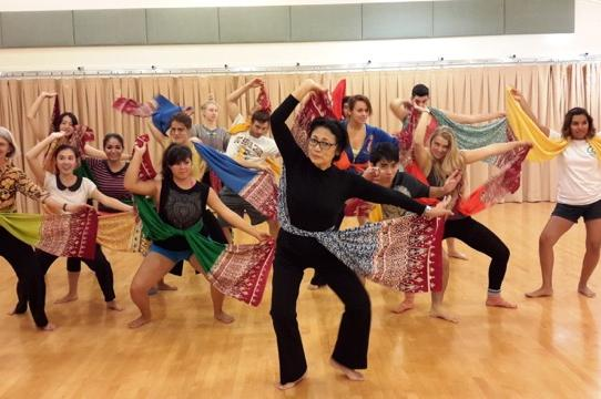 "Kathy Foley, Undang Sumarna, et. al - ""Worlds of Music, Dance, Theater: 40 Years of Indonesian Arts Concert, Conference"""
