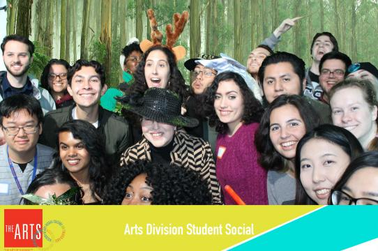 Arts Division Student Social (March 2018)